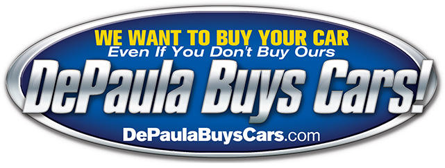 We Buy Cars - Sell Us Your Car Today | DePaula Chevrolet
