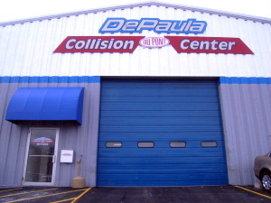 Collision Center Building