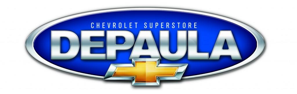 Depaula Chevy Logo