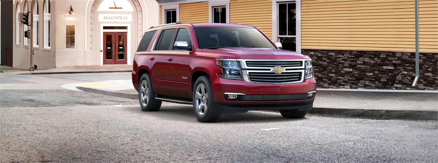 History of the Chevy Tahoe