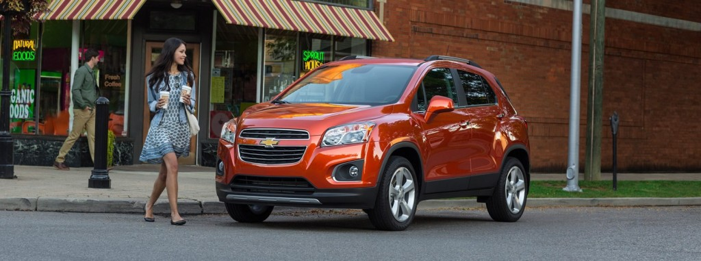 5 Cool Facts About The 2015 Chevy Trax Depaula Chevrolet