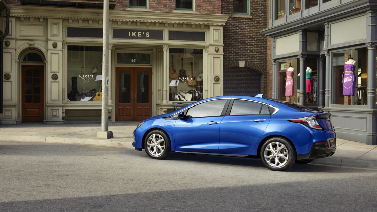 2016 Chevy Volt Orders: Coming Soon