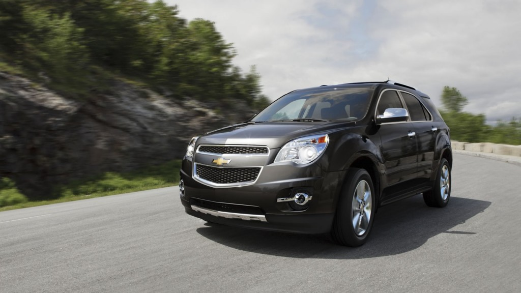 Chevy Equinox - Used