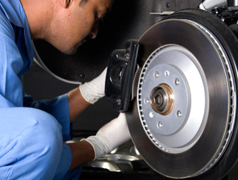 DePaula Chevrolet Brake Repair