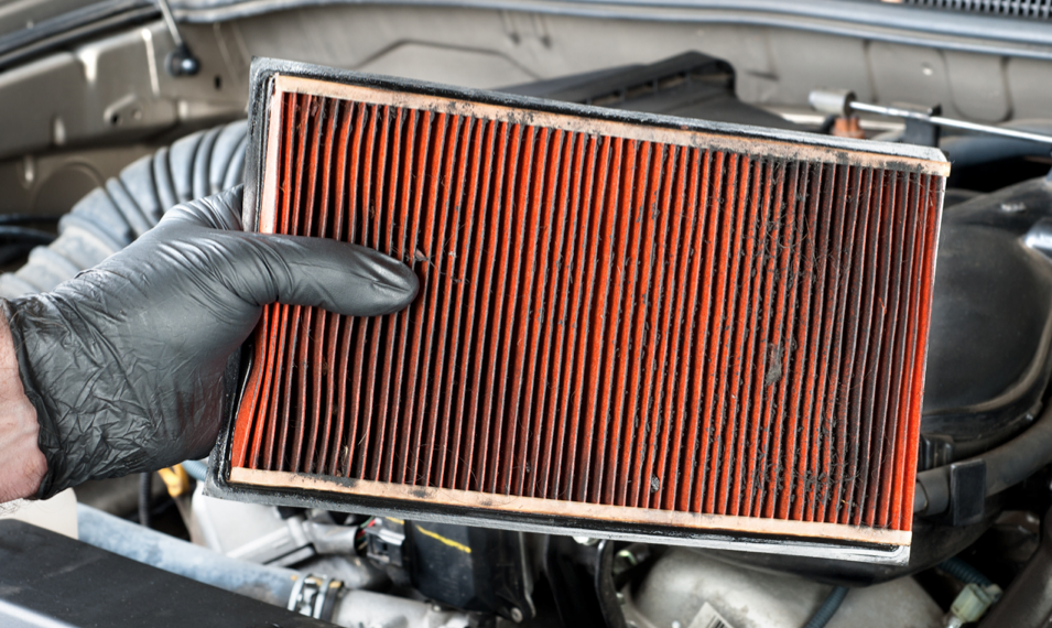 dirty-car-air-filter