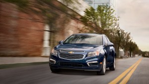 2015 Chevy Cruze Performance