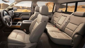 2015 Chevy Silverado 1500 Interior