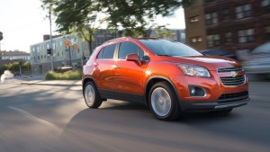 2015 Chevy Trax Main