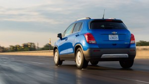 2015 Chevy Trax Performance