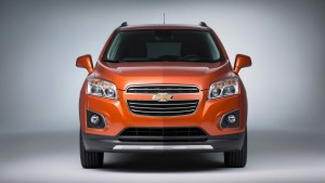 2015 Chevy Trax Trims