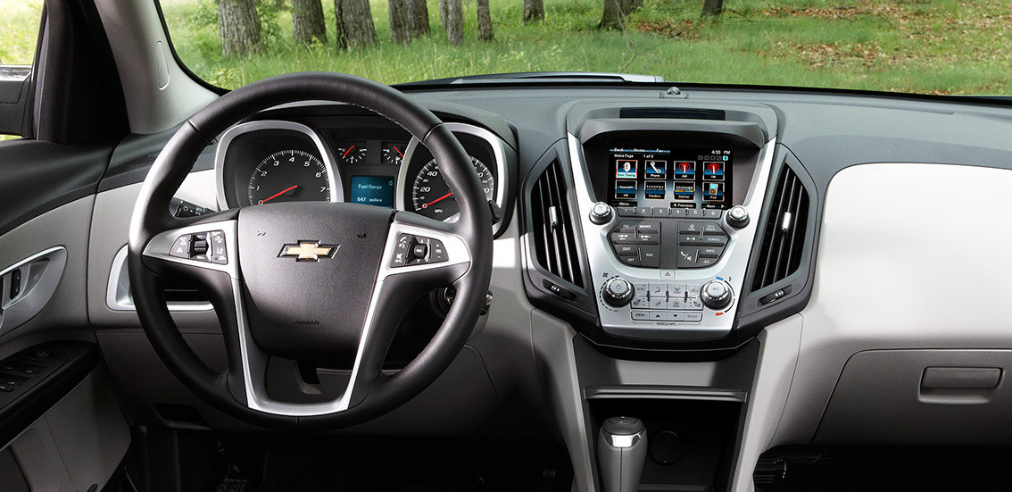 How Chevy Has Updated The Equinox For 2016 Depaula Chevrolet