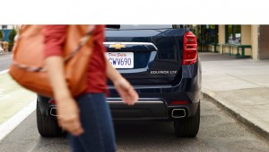 2016 Chevy Equinox Trims