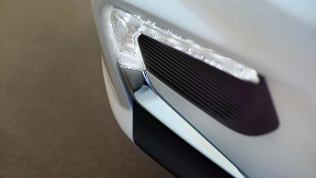 2016 Chevy Malibu Safety - daytime running lamps