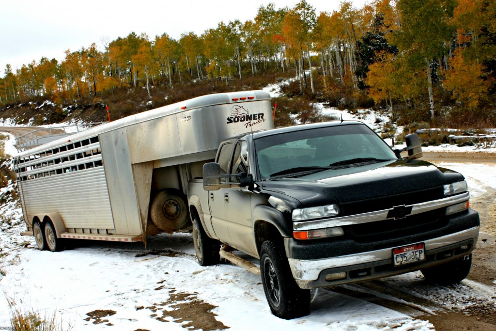 chevy hauling