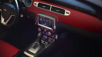 2015 Chevy Camaro Advanced Safety Technologies