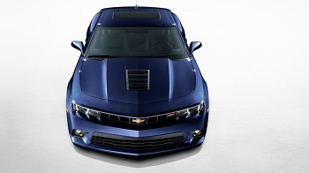 2015 Chevy Camaro Trims and Pricing