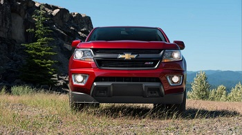 2015 Chevy Colorado Trims