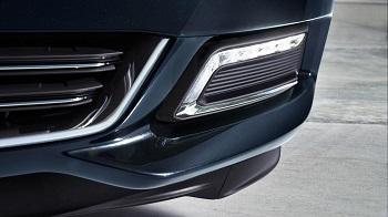 2015 Chevy Impala Exterior
