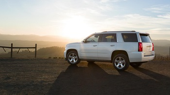 2015 Chevy Tahoe Safety
