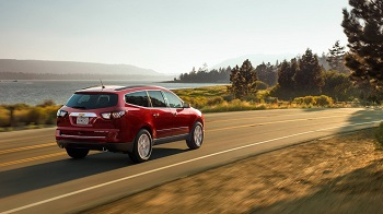2016 Chevy Traverse Performance