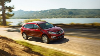 2016 Chevy Traverse Reviews