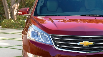 2016 Chevy Traverse Trims