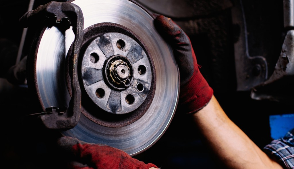 Time to Replace Your Brake Rotors