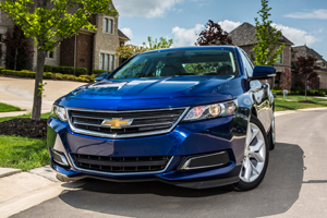 2016 Chevrolet Impala more info
