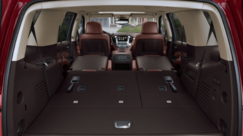 2016 Chevy Tahoe interior features