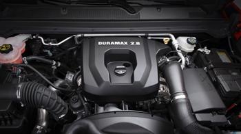 2015 Chevy colorado performance engine