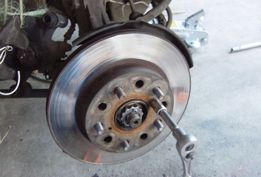 Why Would Someone Remove Their Car's Brakes?