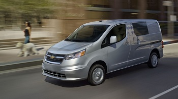 2015 Chevy City Express Performance