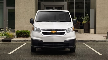 2015 Chevy City Express Trims