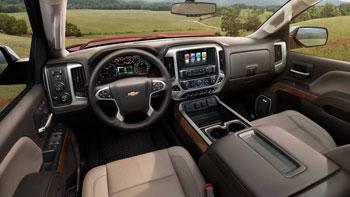 2015 Chevy Silverado 2500HD