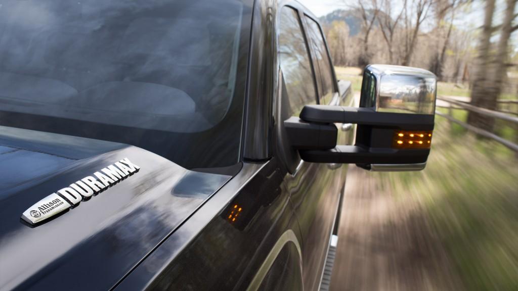 2015 Chevy Silverado 2500 Safety