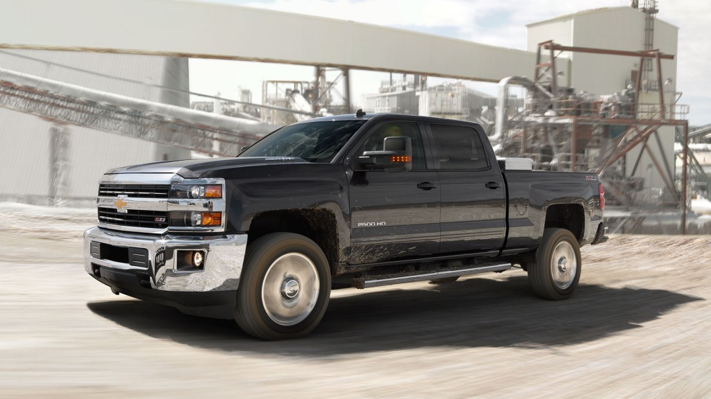 Chevy Silverado 5 3 Horsepower | Autos Post