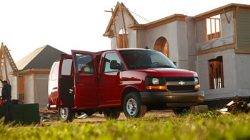 2016 Chevy Express