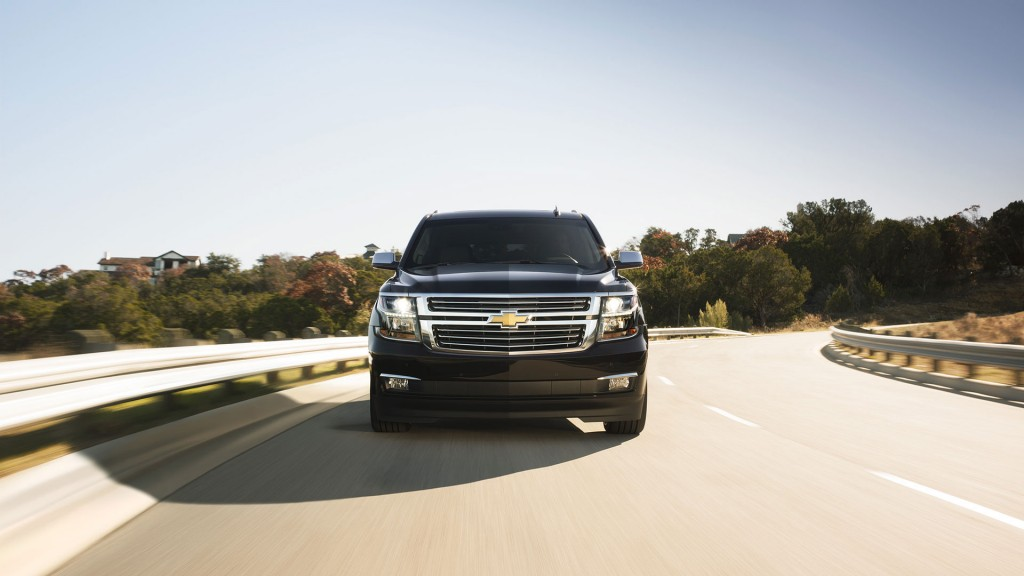 2016 Chevy Suburban Main