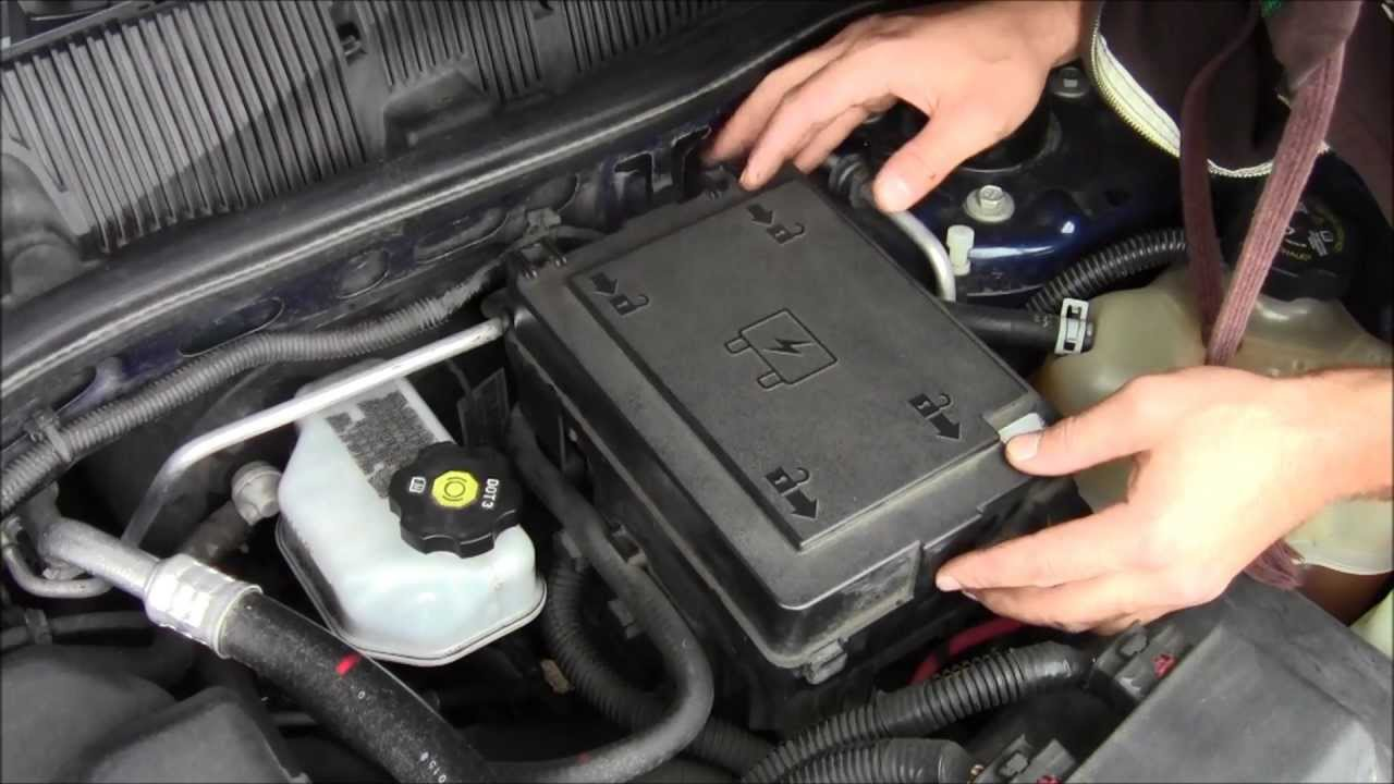 Know When To Replace Your Car Battery Depaula Chevrolet 1987 Chev Pickup Wiring Diagram Fuel Installation