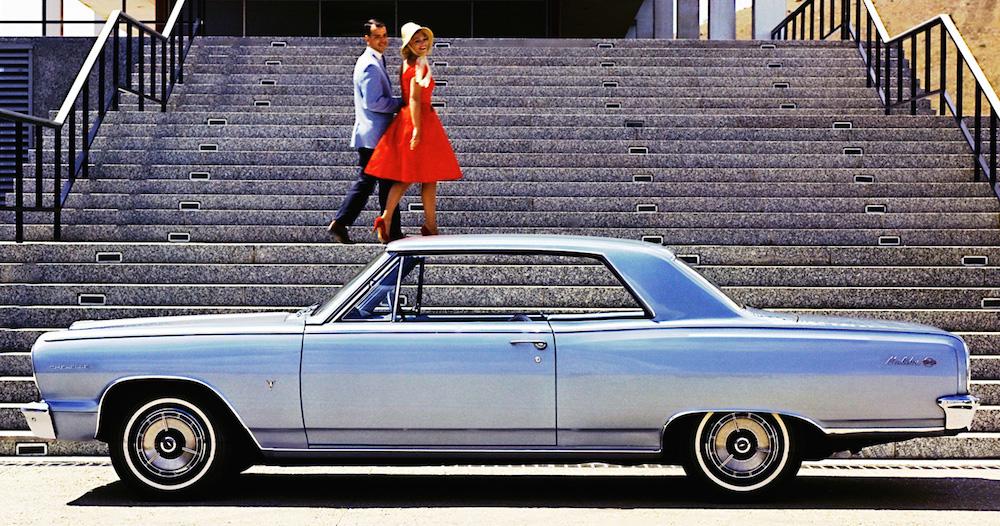1964 Chevrolet Chevelle Malibu SS Hardtop Coupe