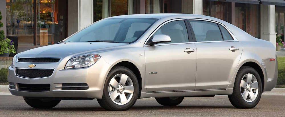 2008 Chevrolet Malibu Hybrid