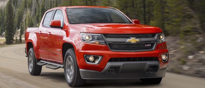 2016 Chevrolet Colorado Duramax TurboDiesel