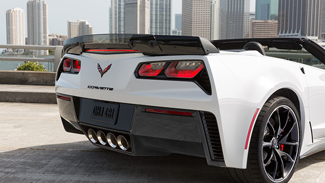2016 Chevy Corvette Z06