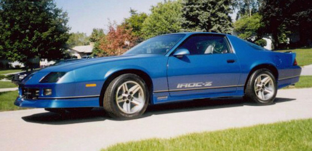 2019 Iroc Z >> Remembering the Soon-to-be-Classic Camaro IROC-Z