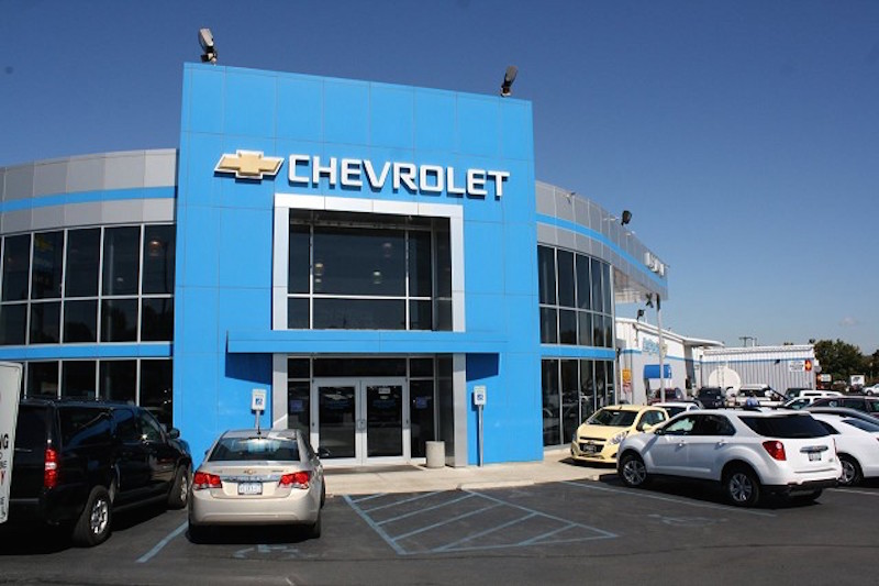 DePaula Chevrolet Dealership