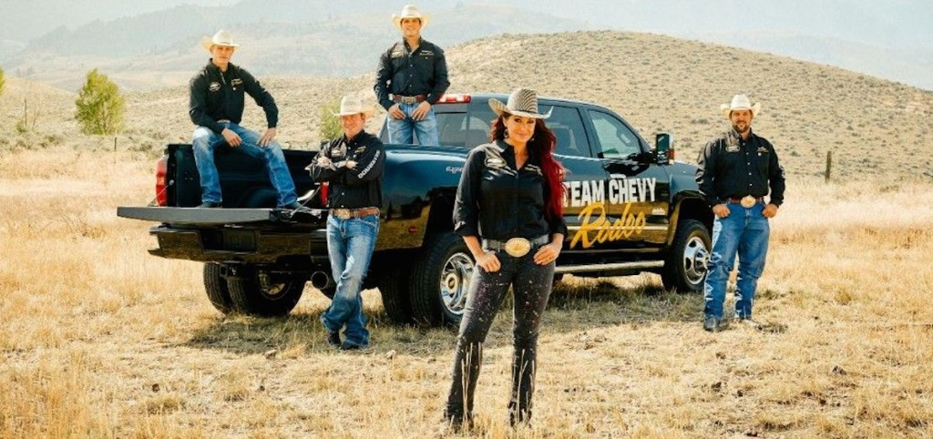 team chevy rodeo