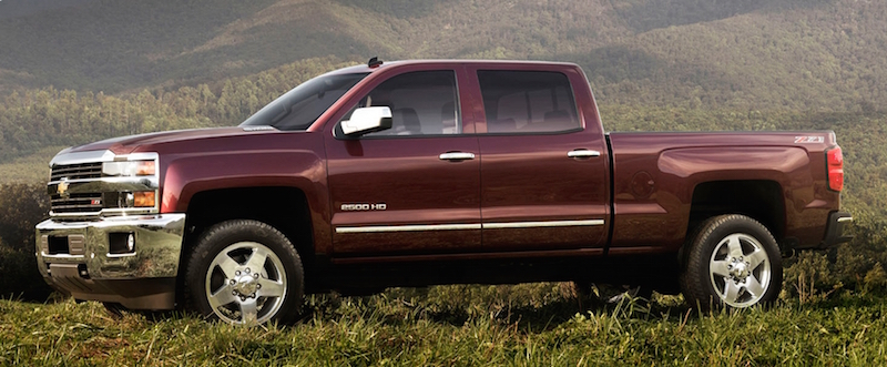 changes made to the 2016 chevy silverado 2500 hd. Black Bedroom Furniture Sets. Home Design Ideas
