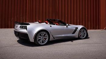 2016 Chevy Corvette Z06 Exterior