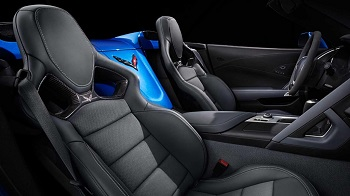 2016 Chevy Corvette Z06 Interior