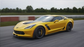 2016 Chevy Corvette Z06 Performance